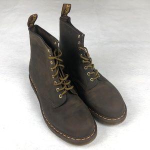 Dr. Martens 1460 Crazy Horse Boot Aztec Brown 13